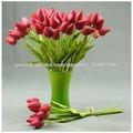 plástico decoraciones florales