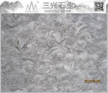 Tundra flor cinza de mármore telha da parede moderna design house
