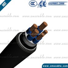 5x6mm2 H07ZZ-F Electric Cable With CE UL TUV Certificated