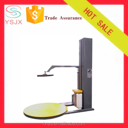Automatic coping type thin film /pallet wrapping machine for price, business