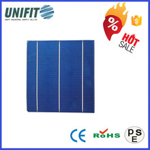 Low Price 156mmx156mm 2BB/3BB Solar Cell Panel With High Efficiency