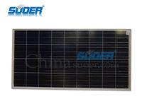 suoer polycrystalline solar cell panel 120w 18v solar cell module polycrystalline solar cells