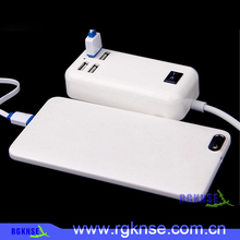 FCC CE Rohs approved family size 5V 6.8A 4 5 8 ports USB charger