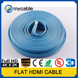 Factory Price 3D male to male hdmi cable for HDTV PC Loptop