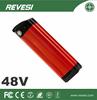 2015 best battery 48V 15Ah 1000W li-ion battery pack for electric bike