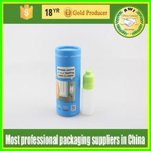 cylinder cardboard gift box for package pencil