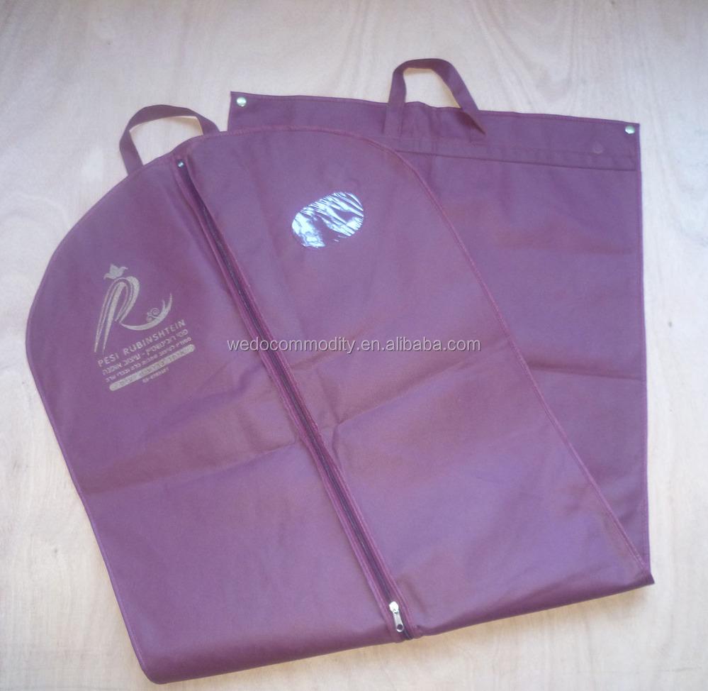 promotional garment bag wholesale customized garment suit