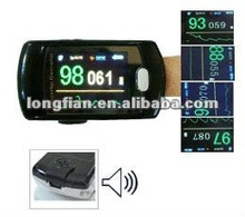 Home digital Finger pulse oximeter for sale