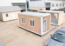 efficient design Luxury south prefab villa house with deck patio
