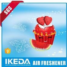 EX-WORKShanging paper air freshenr/car accessories/air freshener paper