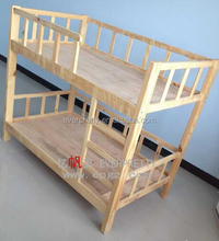 Lovely wooden bunk beds for sale, high quality beds for kids, bunk bed for kindergarten