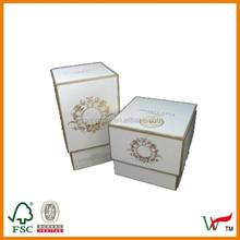 Cosmetic box Parfum packing