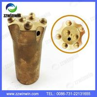 Sharp button High Air pressure DTH drill bit, Carbide DTH Hammer Drill Bits Specifications