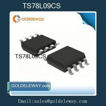 (electronic ICs chips)TS78L09CS TS78L09CS,78L09,TS78L09C,78L09C,TS78L09,78L09CS