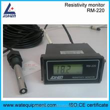 electrical resistance meter,water resistivity meter, RM-220