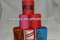 EVA beverage can holder,anti-abrasion bear can cooler,Passion of the World Cup