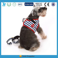 High-end Strip Pet Products Firm pet harness for dog
