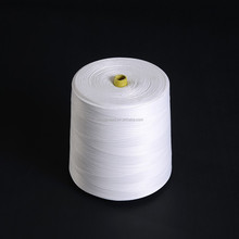 recycled 20/3*3 100% polyester sewing thread for bag