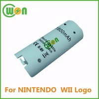 2.4V 1800mAh Ni-MH AAA*2 rechargeable battery pack replacement battery for NINTENDO WII Logo ,2.4V 1800mAh