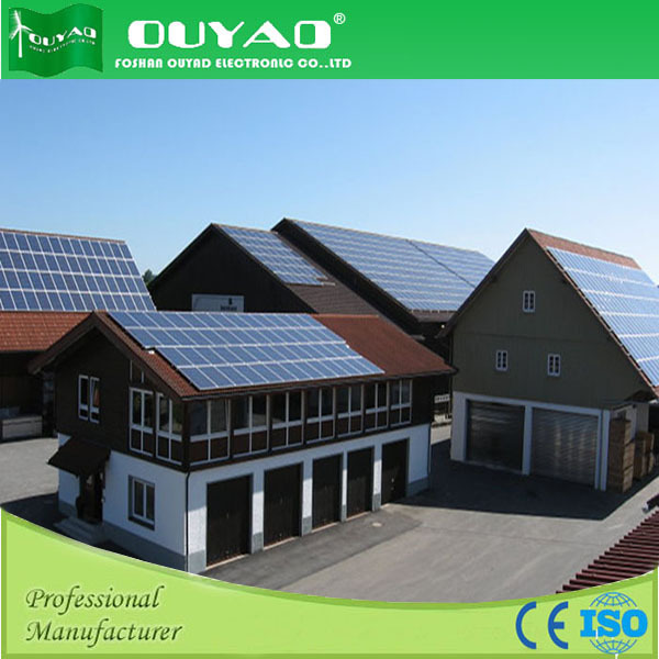2015 new design solar power systems 10kw for home use with ce iso