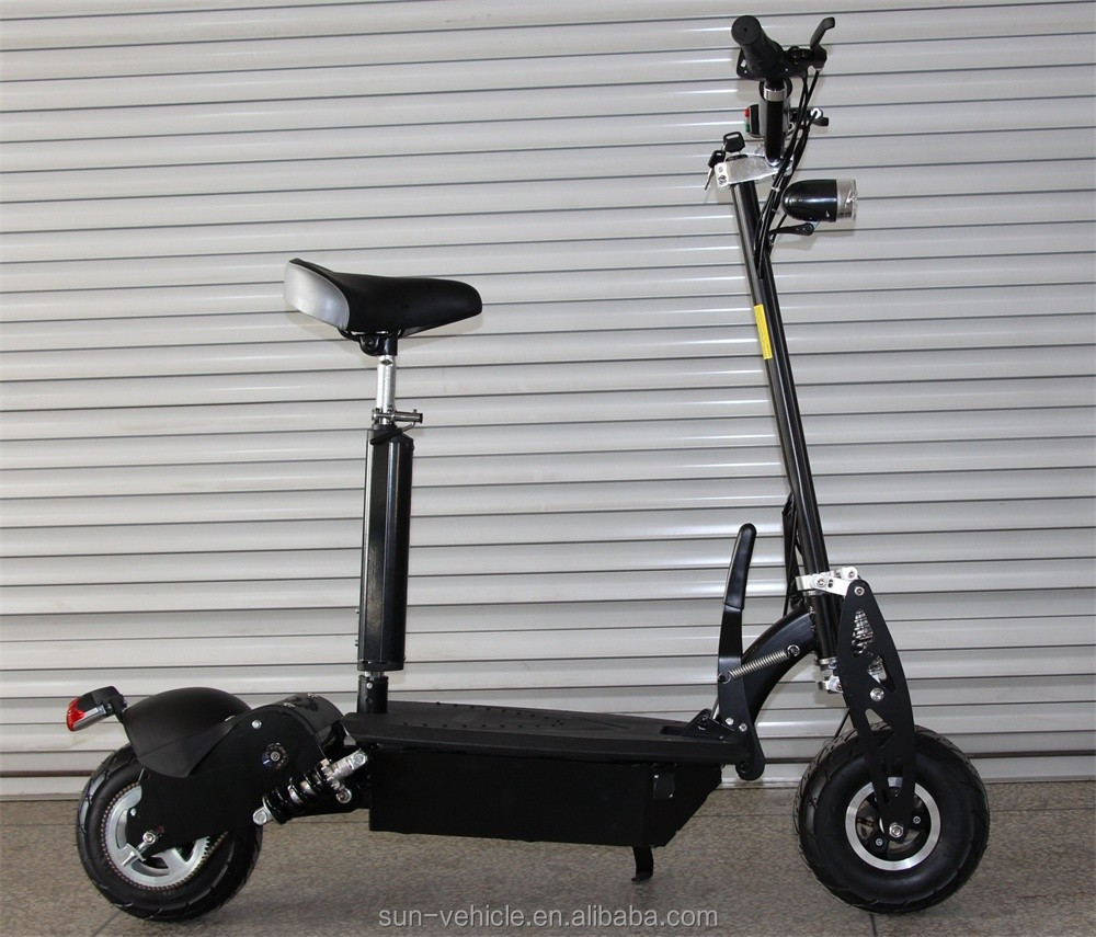 Off road electric scooters for adults images for Motorized scooters for adults
