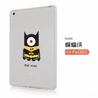 for Ipad Air 2 accessory custom for Ipad Air 2 back case TPU 2015 NEWest Factory price OEM/ODM
