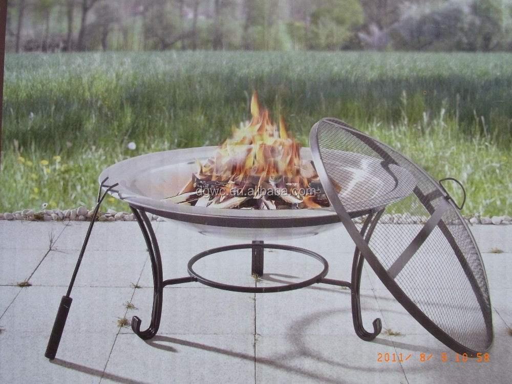Fire Pit Ring Cast Iron Garden Furniture - Buy Round Outdoor Fire Pit ...