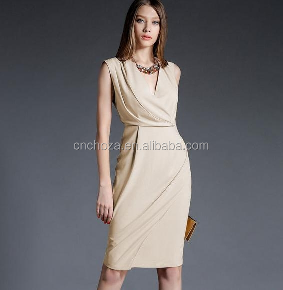 Z50950b China Supplier Career Dress Fashion Office Lady 39 S