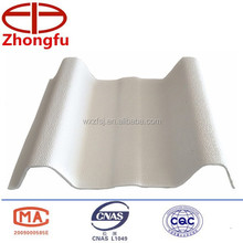Apvc corrugated roofing sheet for roof