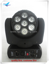 5in1 rgbwa 7 15w led wash beam led moving head professional show lighting