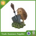 Colección Edgehog y paleta Animal figurita