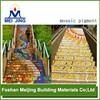 colorful pigment powder concrete floor hardener for glass mosaic