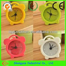 promotion gifts silicone alarm clock alarm clock