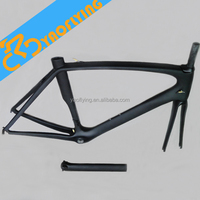 OEM factory directly selling carbon road bike frame,EN quality cheap specialize full carbon frame road bike hot on sale