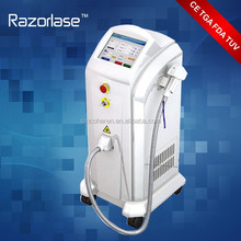 shr 808nm light sheer diode Laser Hair Removal Machine Tanned Skin Permanent Hair Remover top laser beauty salon used