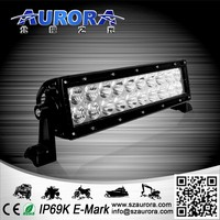 aurora low power consumption 10 inch police motorcycle light