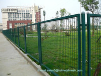 Garden Fence/Playground Fence/Security Metal Fence