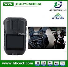 Strength 2 clip mount1080P Full HD pocket dvr for police