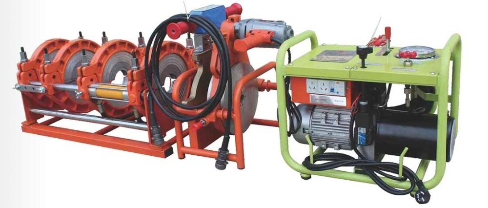 Хунли HL90-250 сварки пластиковых труб машина