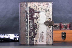 Unique Design----- leather case for ipad 2/3/4/5