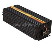 Off-grid ,CE &ROHS approved , dc 12v/24v/48v to ac 100v 110v 120v/220v 230v 240v ,6000w/6kw pure sine wave solar inverter