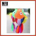 mfu الأسهم! الجملة الملونة الصين الأسماك طائرة ورقية