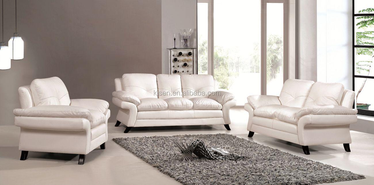 wohnzimmermöbel moderne leder elegante liegen sitzgarnitur ... - Sitzgarnitur Wohnzimmer Modern