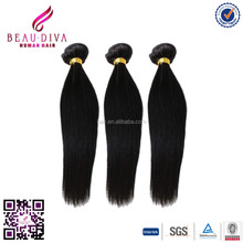 top quality Indian hair wholesale price virgin hair 5A grade unprocessed hair weavng in XuChang