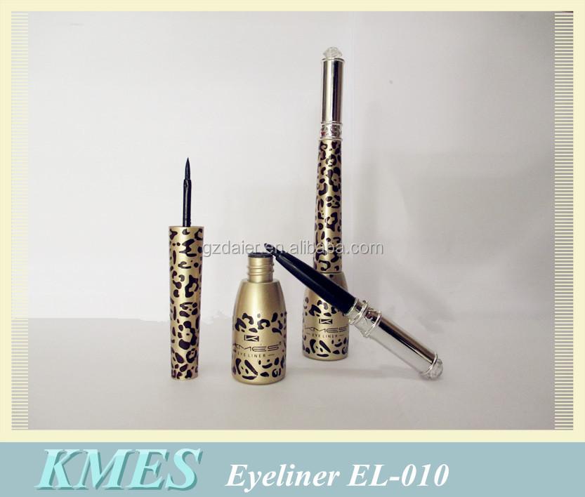 Kmes brand permanent makeup dual use eye makeup liquid for Tattooed eyeliner brand