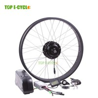TOP E-cycle fat tyre electric bike kit hot for sale