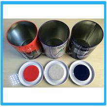 2015 Fancy Popular Custom Round Tin Box For Packaging