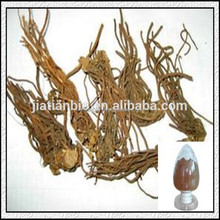 Fonte da fábrica de hexandrum podophyllum extrato 50% podophylline