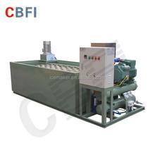 Full automatic 3 - 15T per day Block Ice Plant block ice making machine