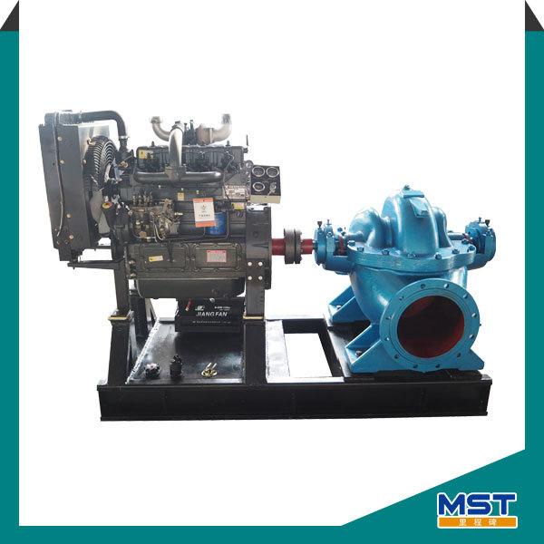 used 6 diesel water pump